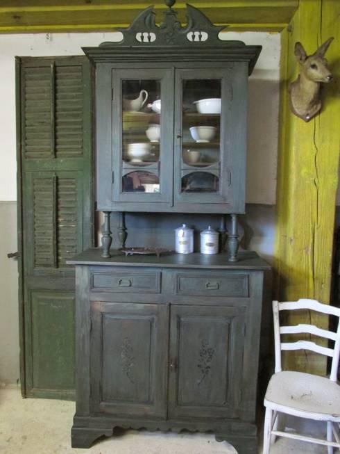 Soggiorno in stile in stile Rustico di Were Home