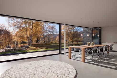 glas faltwand am herrenhaus von solarlux gmbh homify. Black Bedroom Furniture Sets. Home Design Ideas