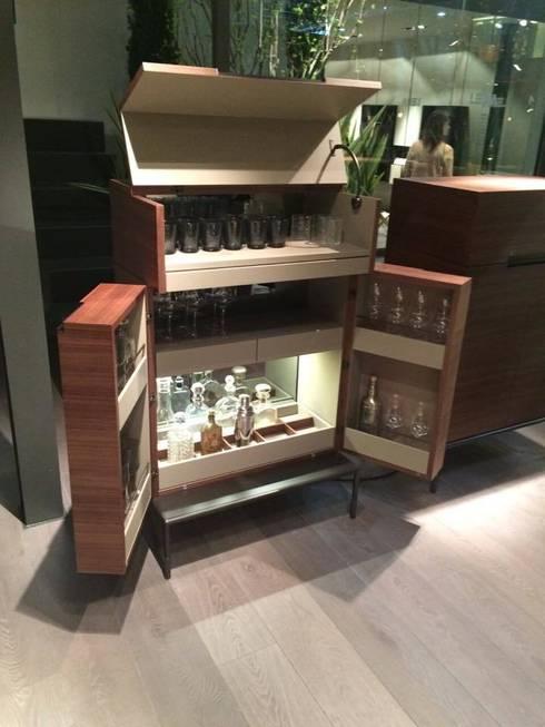 Un peque o placer en casa 10 muebles bar de inspiraci n - Mobilificio marchese ...