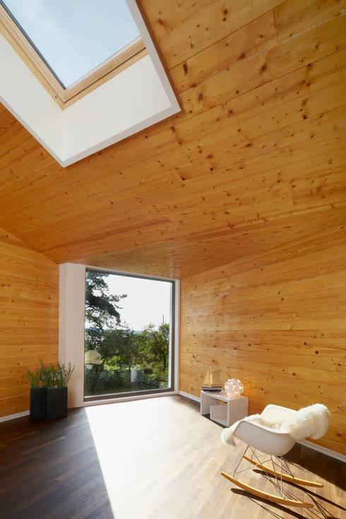 Puertas y ventanas de estilo moderno por Solarlux GmbH