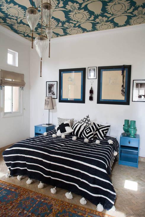 غرفة نوم تنفيذ M.Montague Souk