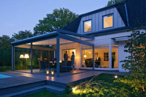 glashaus zum gem tlichen verweilen von solarlux gmbh homify. Black Bedroom Furniture Sets. Home Design Ideas
