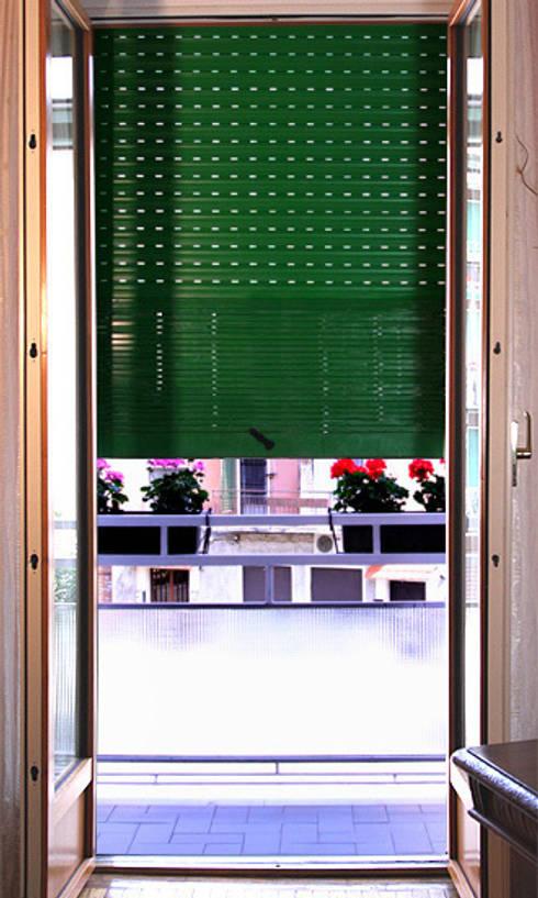 Puertas y ventanas de estilo clásico de Fides