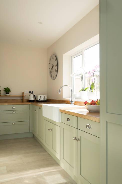 Projekty,  Kuchnia zaprojektowane przez Chalkhouse Interiors