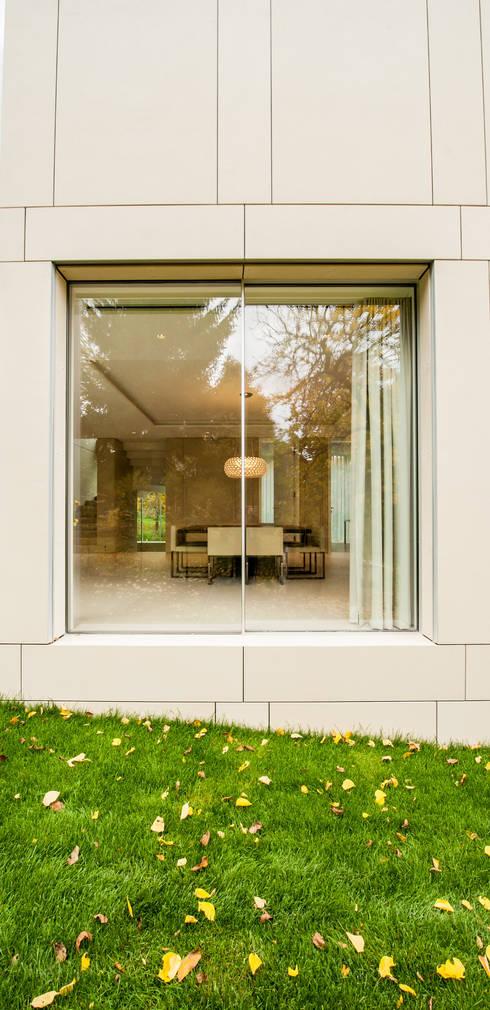 EINFAMILIENHAUS KLOSTERNEUBURG | AUT:  Häuser von Moser Architects