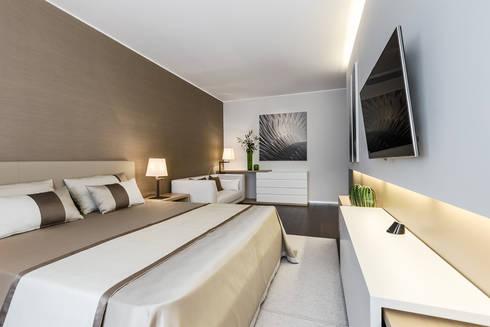 Il moderno confortevole - Design degli interni per il apartamento in ...