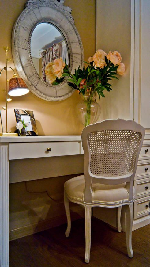 Projekty,  Sypialnia zaprojektowane przez NG-STUDIO Interior Design