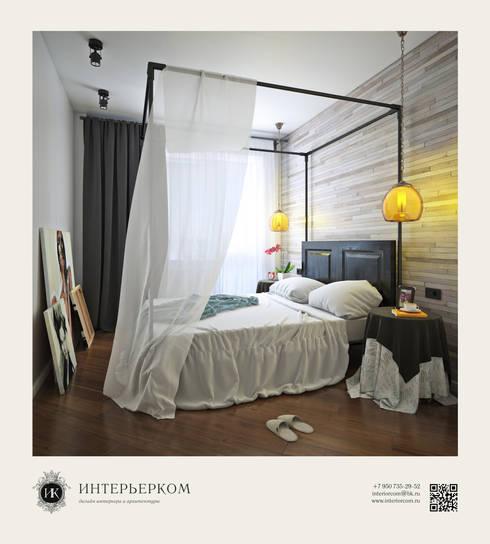 ИнтерьерКом / InteriorCom의  침실