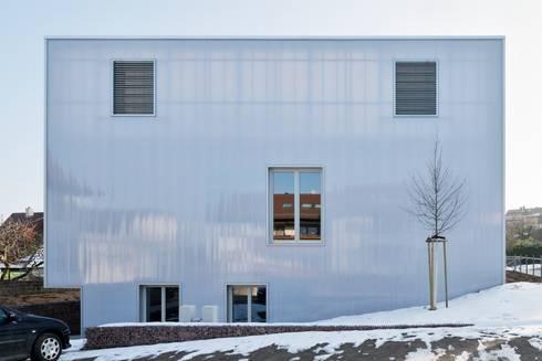 evangelisches gemeindehaus b chenbronn von aag loebner sch fer weber bda homify. Black Bedroom Furniture Sets. Home Design Ideas