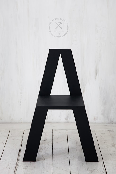 Стул «А»: Гостиная в . Автор – ARTHUNTER