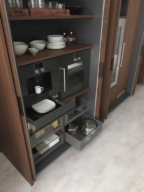 Cozinhas modernas por ARTE CUCINE/ PEDINI SAN ANGEL