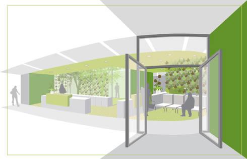 johanna quandt zentrum klinikum der universit t frankfurt by w rner traxler richter. Black Bedroom Furniture Sets. Home Design Ideas