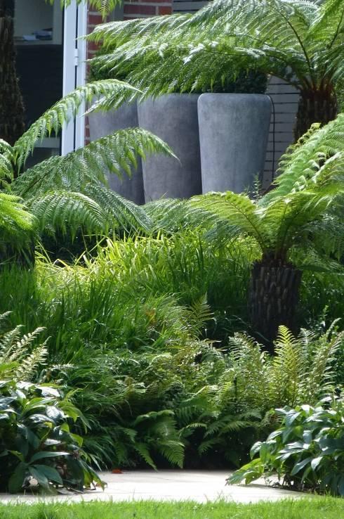 庭院 by Garden Arts