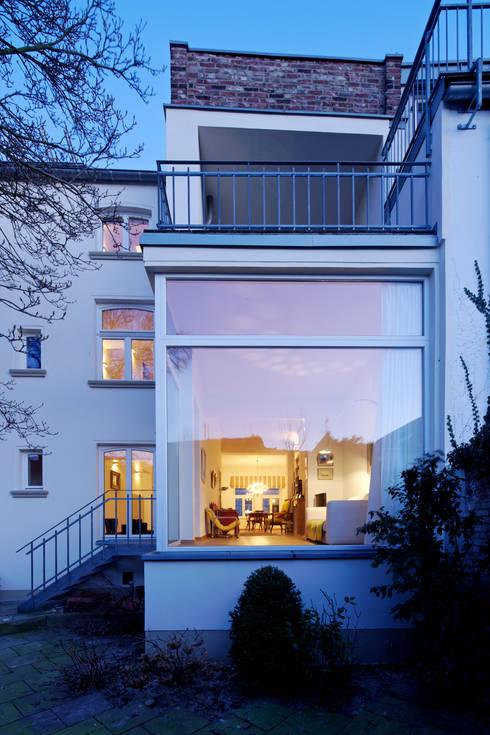 moderne Huizen door kg5 architekten