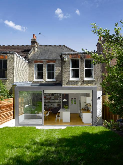 Projekty,  Domy zaprojektowane przez Andrew Mulroy Architects