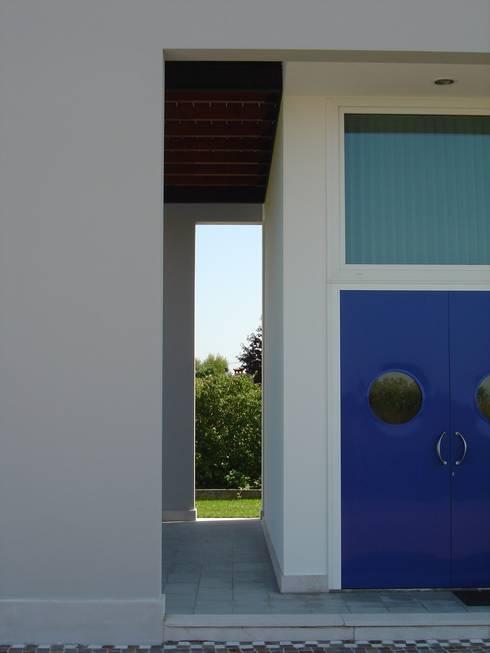Casa nella campagna veneta di gino fasan architetto homify for Casa moderno kl