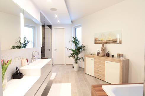 villa p14 von la casa wohnbau homify. Black Bedroom Furniture Sets. Home Design Ideas