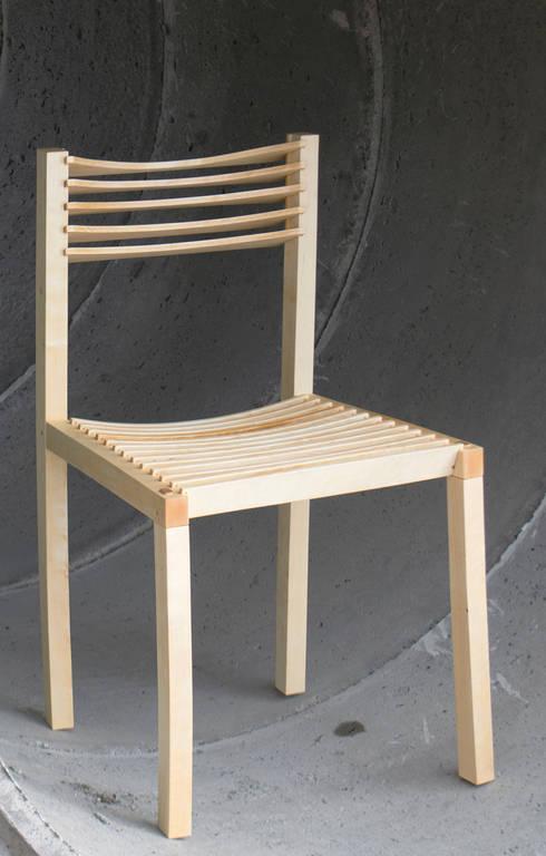 Salas de estilo minimalista por Lith Lith Lundin