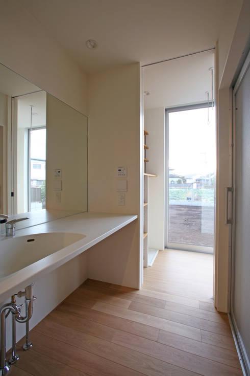 設計事務所アーキプレイス의  욕실