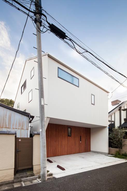 moderne Huizen door 設計事務所アーキプレイス