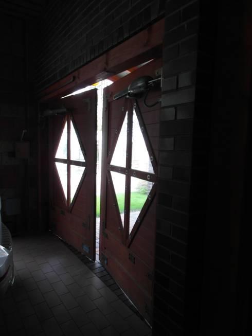 Garage/shed by Архитектор Владимир Калашников