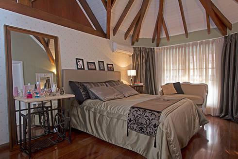 Dormitório filha : Quartos  por Eliana Berardo Arquitetura e Construção