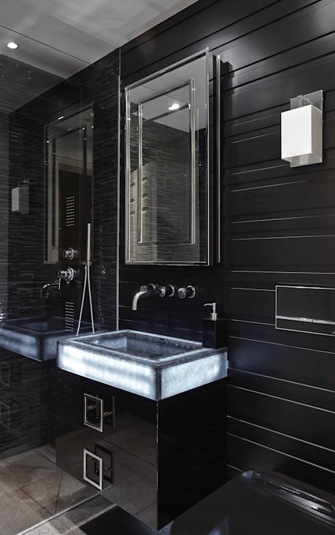 Bathroom by Keir Townsend Ltd.