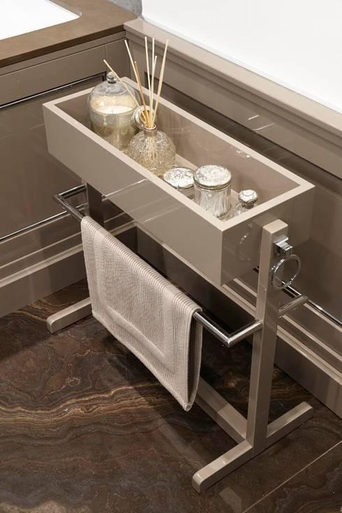Salle de bain de style  par Keir Townsend Ltd.