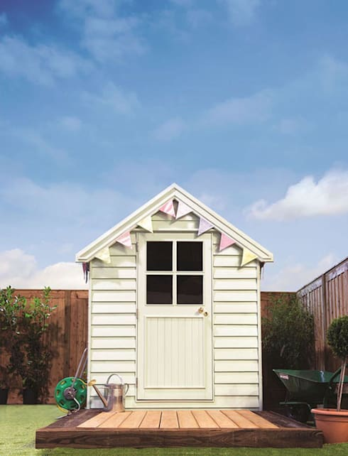 Timeless Timber:  Garage/shed by Timeless Timber