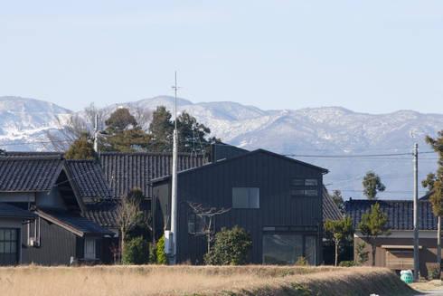 9 FLOORS : 濱田修建築研究所が手掛けた家です。