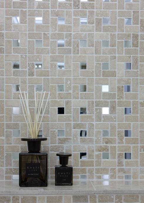 Badkamer door Keir Townsend Ltd.
