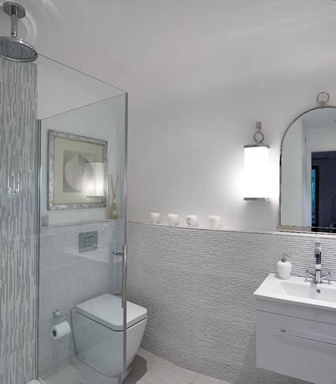 Virginia Water :  Bathroom by Keir Townsend Ltd.