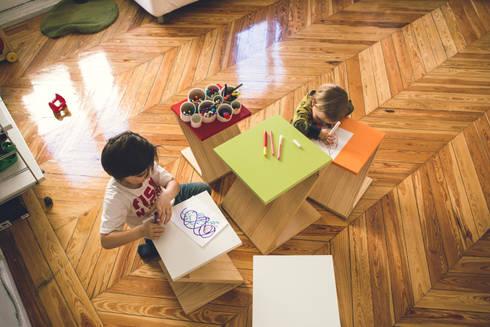 ZOO kids: Hogar de estilo  de MAYICE