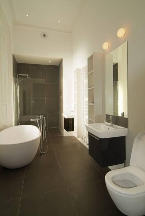 Bathroom by David Village Lighting