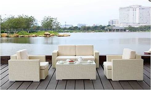 Deck: Terraços  por Varanda Design