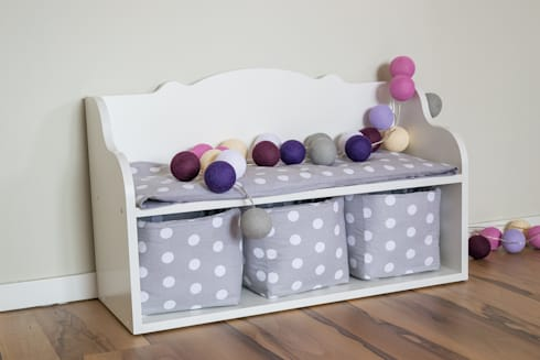 kindersitzbank schuhregal von kraftkids homify. Black Bedroom Furniture Sets. Home Design Ideas