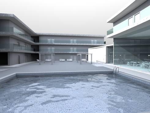 CRC-CLAV: Casas de estilo moderno por Arq. Jacobo Smeke