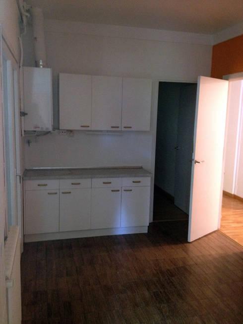 cocina:  de estilo  de LF24 Arquitectura Interiorismo