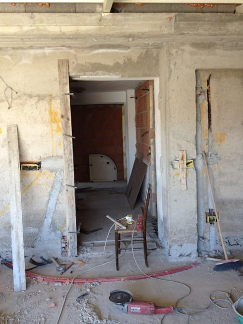 work in progress:  in stile  di francesca ravidà    architetto | interior designer