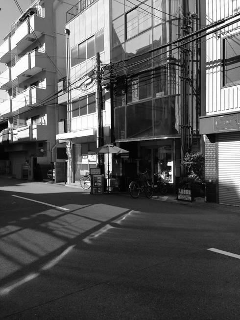 施工前: 株式会社 藤本高志建築設計事務所が手掛けたです。