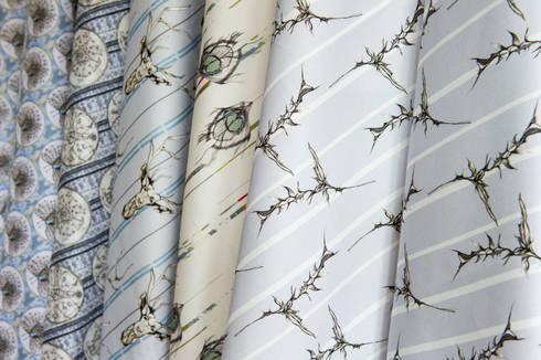 Heritage Collection Luxury Fabrics:  Household by Rachel Reynolds