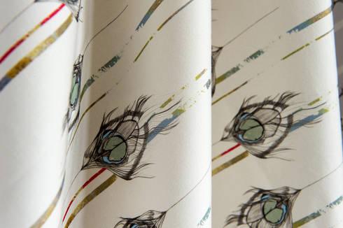 Undulating Feather:  Household by Rachel Reynolds
