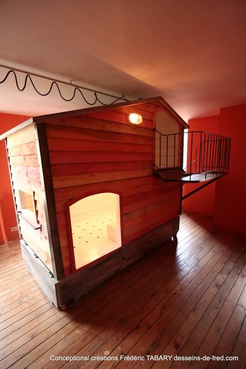 غرفة الأطفال تنفيذ Tabary Le Lay