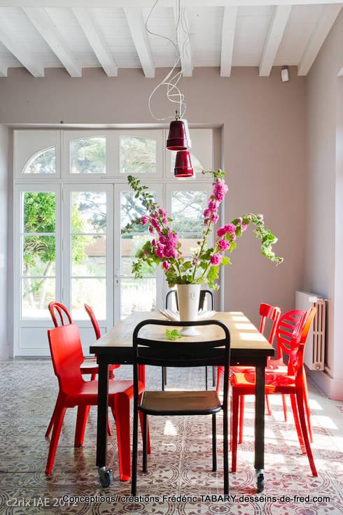 Sala de jantar  por Tabary Le Lay