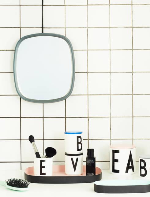 Banheiros escandinavos por Design Letters