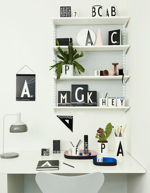 Design Letters:  Dining room by Design Letters