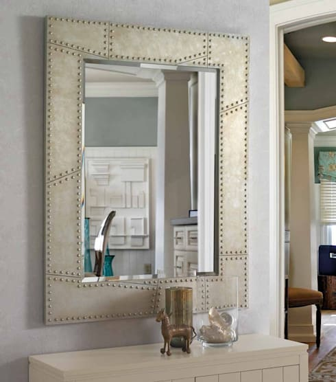 Espejos decorativos modernos de decoracion gimenez homify for Espejos grandes decorativos