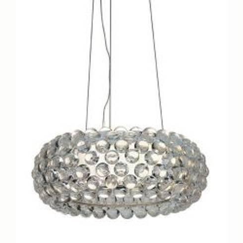 Iluminação: Sala de jantar  por Webdecor