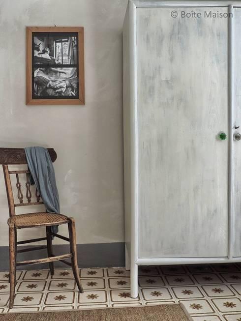 Home staging per casa vacanza in Sicilia: Case in stile  di Boite Maison