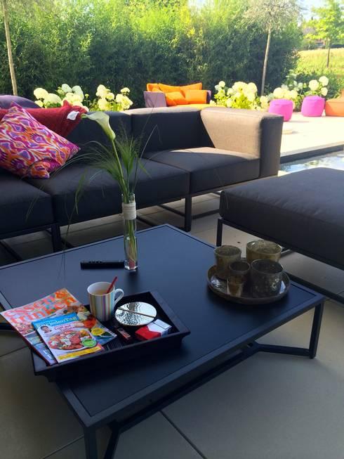 Jardins modernos por Ambiente Gartengestaltung
